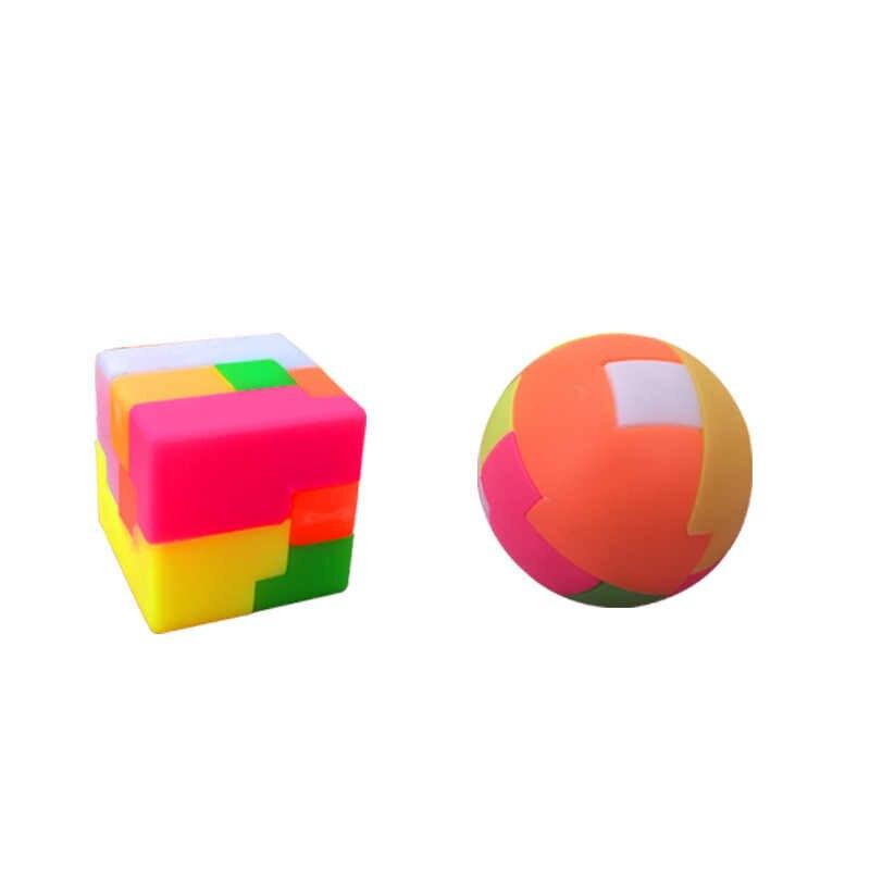 1 قطعة scircular عمل أرقام PVC لعبة مجسمة الهدايا لعب للأطفال عالية الجودة في OPP حقيبة