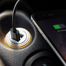 AUKEY Dual Port USB Car Charger for Universal Car Charger Adapter