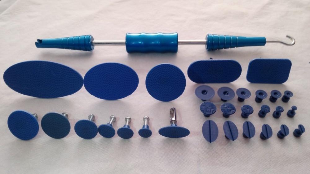 Heavy Duty Slide Hammer Kit dent puller kit Puller Dent Remover Pro Tools PDR KING