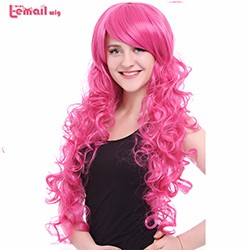 L-email-wig-Women-Cosplay-Wigs-Pink-Anime-Curly-Wigs-Long-Wavy-Girl-Synthetic-Wigs-70CM