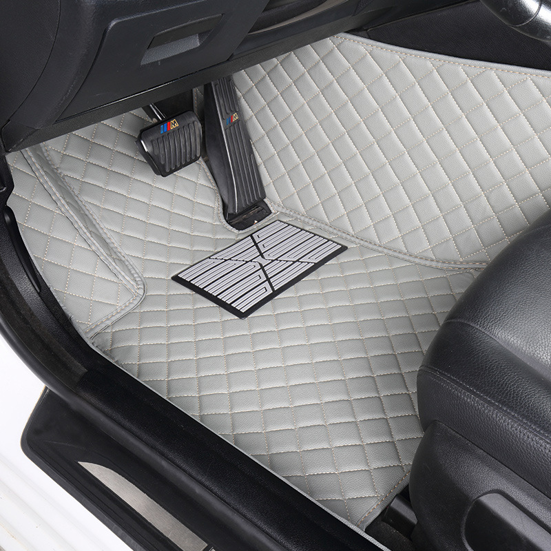 HLFNTF Custom car floor mats For all models D-MAX MU-X same structure interior car accessories styling floor mat трусы private structure 209 mu 0649 white page 3