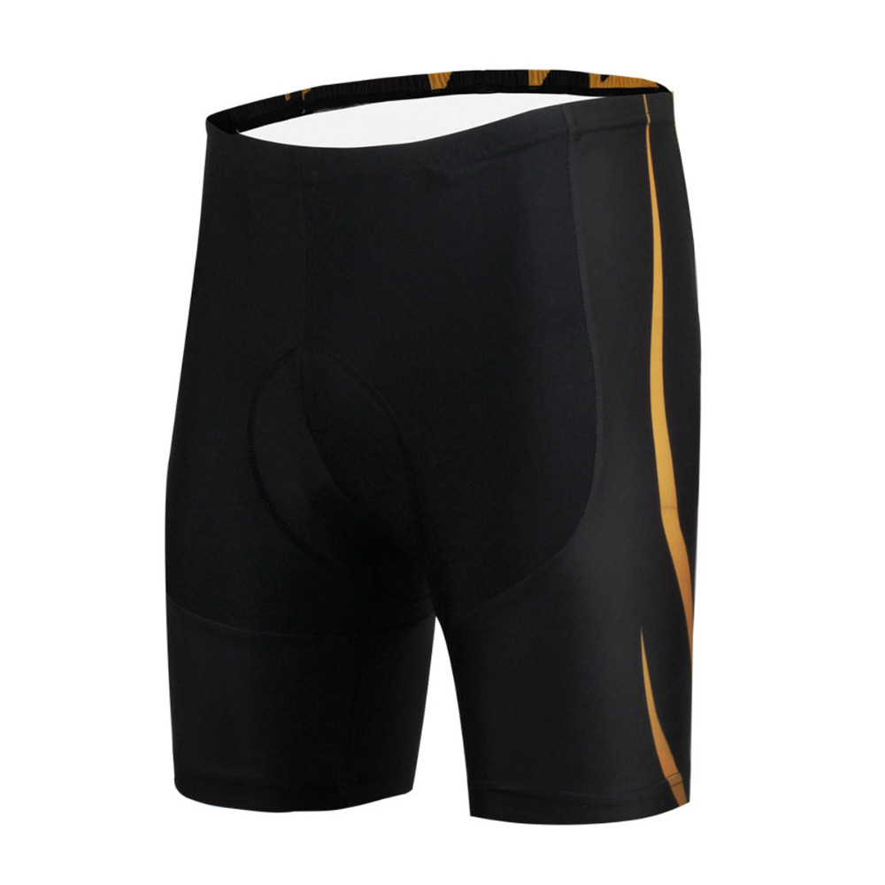 Men Summer Breathable Ropa Ciclismo Hombre Black Bike Shorts Outdoor Sports Compression Tights Shorts