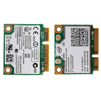 Dual Band Kablosuz Kart + 3.0 Bluetooth Intel 6230 62230 ANHMW 300 WiFi BT Kablosuz Mini PCI-E Kartı Evrensel