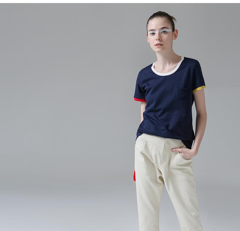 HTB1PTsxPpXXXXajapXXq6xXFXXX8 - T Shirt Women Short Sleeve O-Neck Cotton