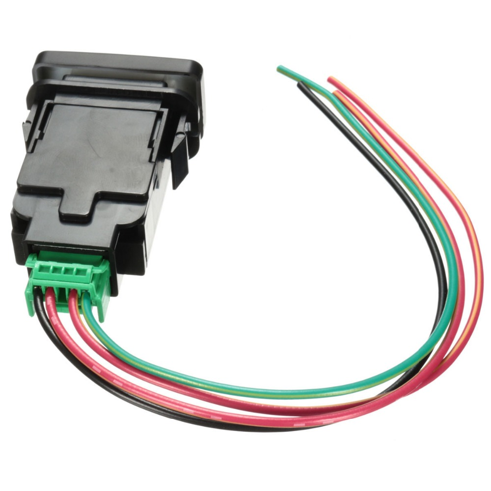 Push Switch White Sasquatch Led Light For Toyota Fj Cruiser 2007 Wiring Harness Diagram 2014 In Car Switches Relays From Automobiles Motorcycles On Alibaba