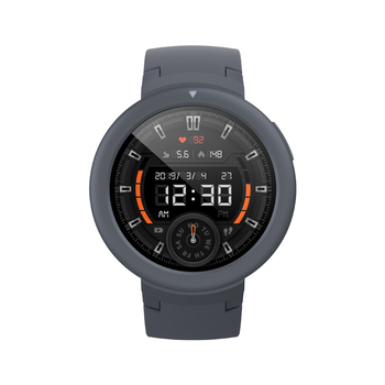 Huami Amazfit Verge Lite Sport Smart Watch Global VersionOn board Music Call Answer Message Push Heart Rate Monitor