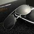 Veithdia polarizados dos homens óculos de sol condução óculos de sol de alumínio e magnésio masculino óculos acessórios óculos para homens 3364