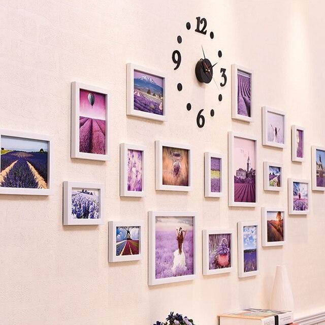 Wanddecoratie Met Fotos.Europese Foto S Muur Combinatie Fotolijst Moderne Foto Wanddecoratie