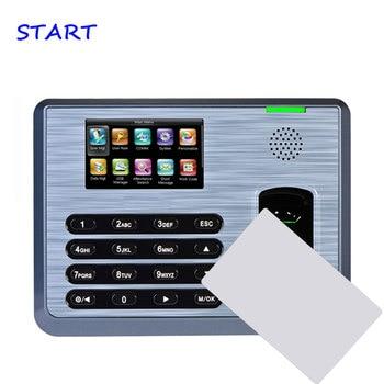 TX628 13.56mhz IC Reader TCP/IP Biometric Fingerprint Time Attendance Employee Electronic Attendance with Fingerprint Reader