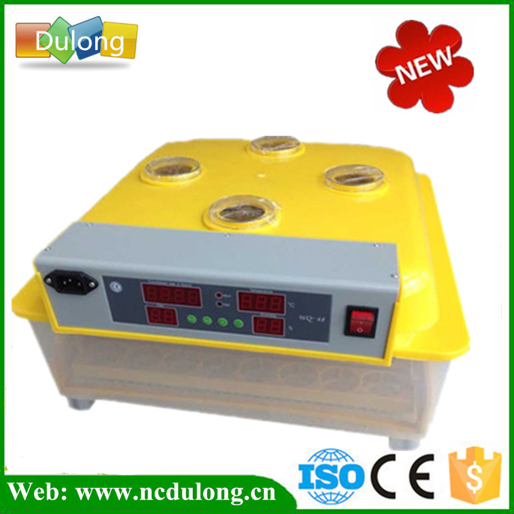 EGG INCUBATOR FULLY AUTOMATIC DIGITAL 48 EGGS POULTRY HATCHER CHICKEN DUCK DE STOCK chicken egg incubator hatcher 48 automatic mini parrot egg incubators hatcher hatching machines