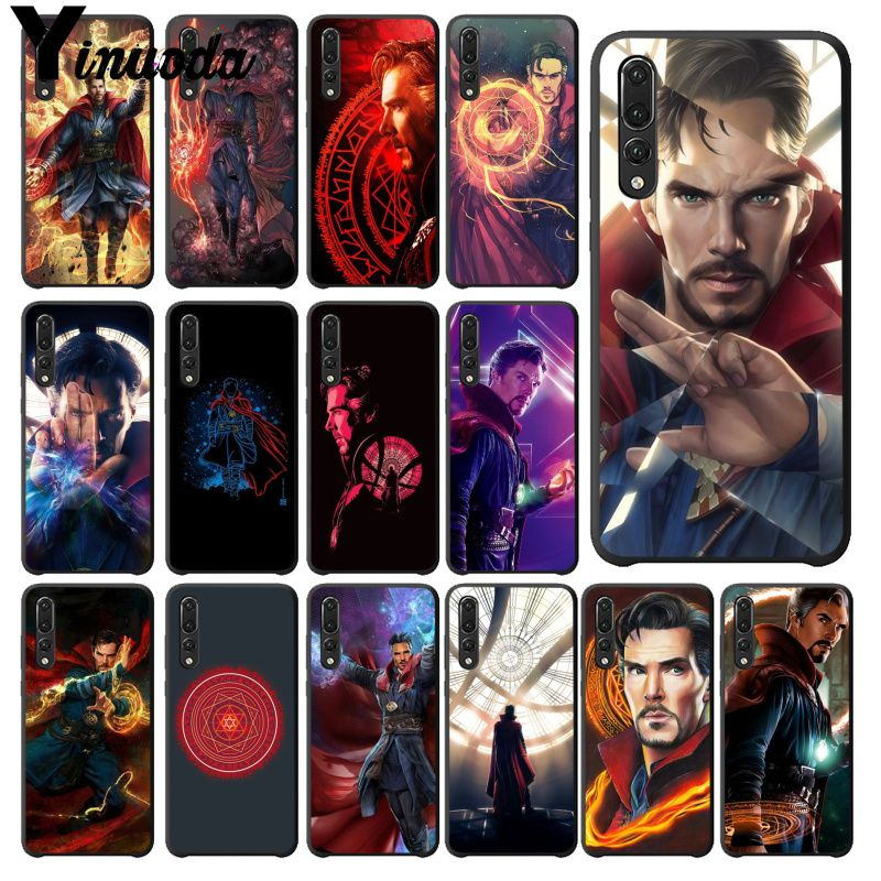 Cellphones & Telecommunications Phone Bags & Cases Diplomatic Yinuoda Marvel Cinematic Superhero Doctor Strange Design Phone Cover For Huawei P9 P10 Plus Mate9 10 Mate10 Lite P20 Pro Honor10 Attractive Fashion