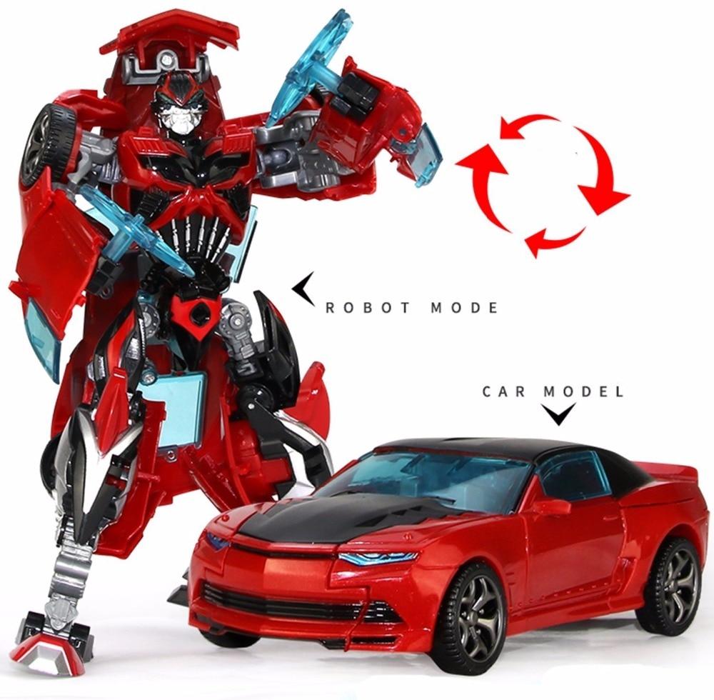19 cm Altezza Trasformazione Deformazione Robot Giocattolo Action Figures Toys con la scatola originale JJ616C