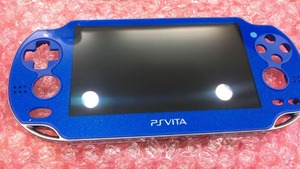Image 2 - original OLED for psvita for ps vita 1000 lcd display screen with touch assembly with frame black white blue