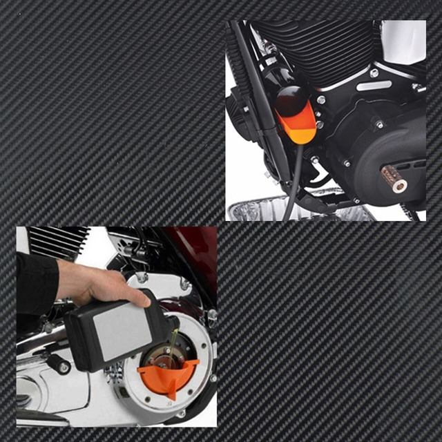 Oil Filter Funnel Cover Primary Derby Fill Cover For Harley Touring Road King Glide Sportster 883 1200 Iron Dyna Softail
