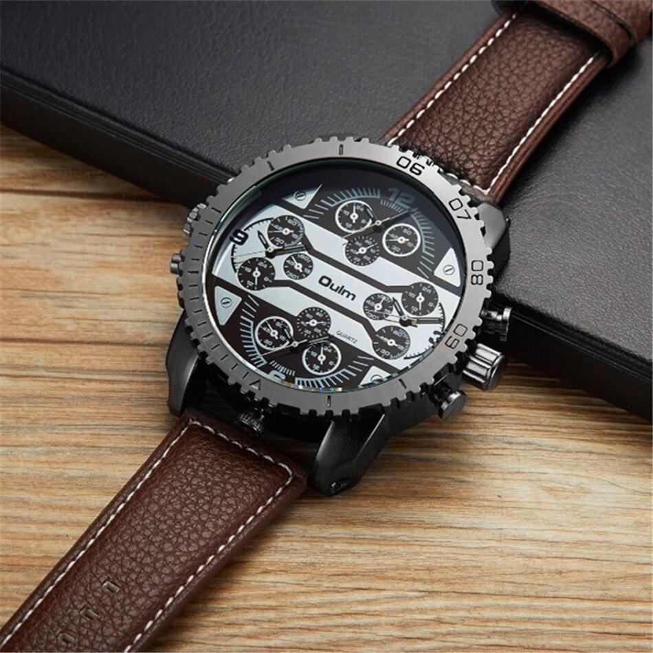 Широкий ассортимент больших и огромных наручных часов на любой вкус и цвет!
