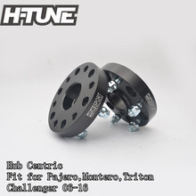 H-TUNE 4pcs Forged Aluminum Hub Centric 6x5.5