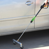 High Pressure Undercarriage Cleaner Cleaning Water Broom Under Cars Wash w/4 Nozzle Easy Control