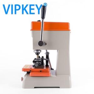 Image 2 - Máquina chave vertical da picareta do fechamento da máquina de corte da chave de defu 998c duplicando a máquina 220 v 110 v para fazer ferramentas do serralheiro das chaves