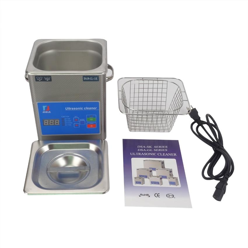 1pc digitale DSA50-GL1 110 / 220V ultrasone reiniger roestvrij staal - Huishoudapparaten - Foto 6