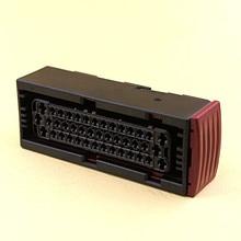 5/10 pçs/lote 42 pinos/maneira fêmea auto conector elétrico à prova dwaterproof água com selo terminal para te amp tyco 1 967281 1