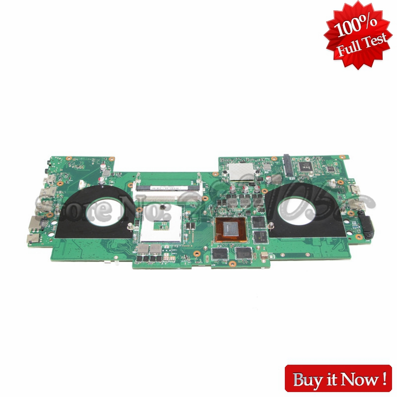 NOKOTION PC основная плата для ASUS G46VR Материнская плата ноутбука GTX760M HM76 HD4000 DDR3