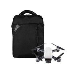DJI Spark удобный дорожный рюкзак DJI Spark Портативный рюкзак коробка для хранения БПЛА один сумка сумочка