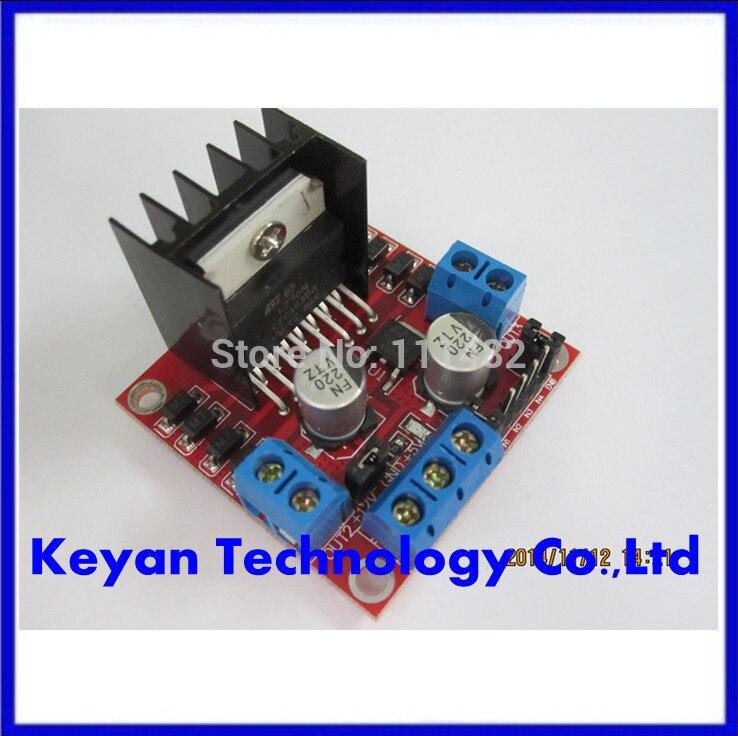 Special promotions 10pcs lot l298n motor driver board for Robotic motors or special motors