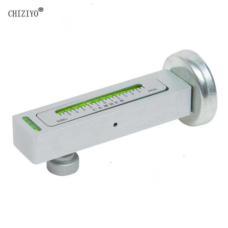 CHIZIYO Newest Adjustable Magnetic Gauge Tool Camber Castor Strut Wheel Alignment Truck Car Wheel Positioning Level Gauge