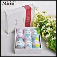 Gift Set Fabulous 2016 1 Pair Women Stripe Ventilation Socks Cotton Fiber Meias Five Finger Socks