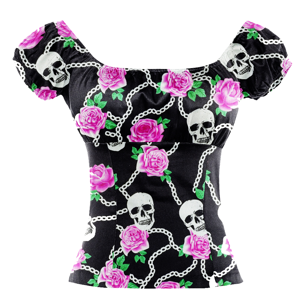 Ladies Clothing Casual Blusas 1