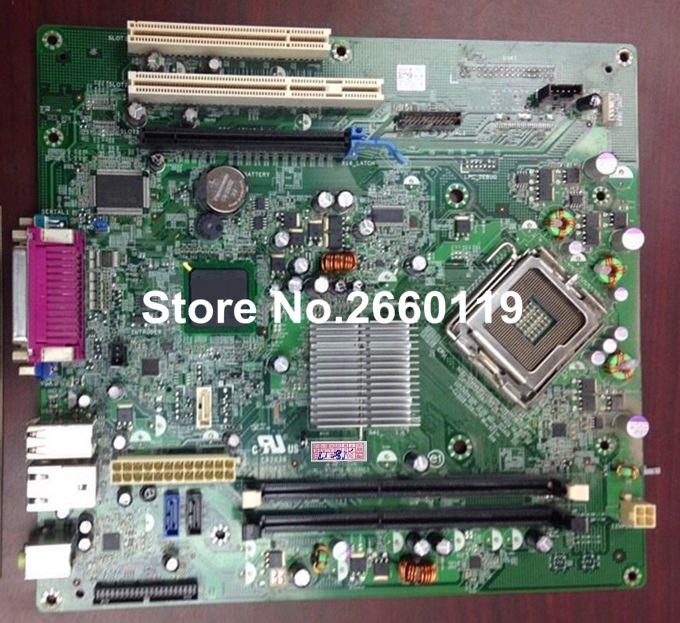For 380DT 380MT HN7XN 0HN7XN CN-0HN7XN system motherboard, fully tested утюг supra is 2740