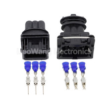 5sets 3 Pin Male and Female Automotive connector plug with Terminal DJ7035Y-3.5-11/21 3P