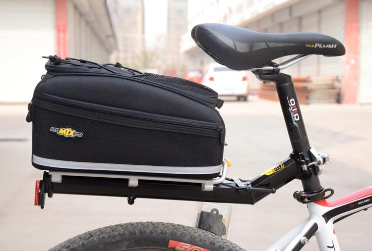 ФОТО Topeak TT9631B MTX TrunkBag EX Bag bicycle bike bags
