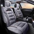 Cubierta de Asiento de coche Cojín Del Asiento de Coche Estera Invierno Para Volvo XC60 XC90 S40 V40 V60 S60L C30 Coche Cubre Car Styling