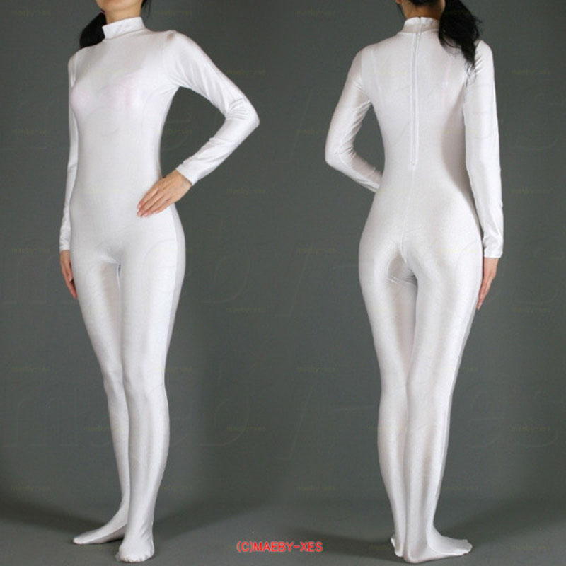 High Quality Novel <font><b>Sexy</b></font>&Club Full Body Zentai Suit Adult <font><b>Lycra</b></font> Spandex <font><b>Catsuit</b></font> Clothing For Halloween S-XXL image