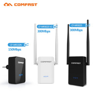 Comfast Wi Fi Repeater 300Mbps Mini Wireless N Router Wifi Repeater Long Range Extender Booster 2