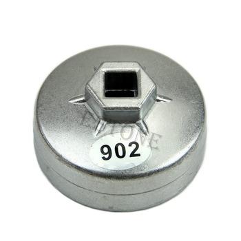 902 typ 14 flety Cap Style klucz do filtra oleju 67mm średnica wewnętrzna do narzędzi ręcznych z precyzyjnym tłoczeniem Ford tanie i dobre opinie OOTDTY CN (pochodzenie) Other Mini Antypoślizgowa 38091