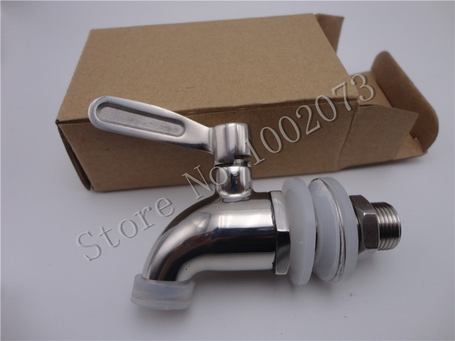 12mm Stainless Steel Spigot/Faucet/Tap/Valve for Beverage Drink ...