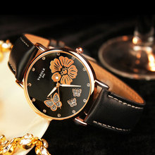 2016 Wrist Watch Women Ladies Brand Famous Female Wristwatch Clock Quartz Watch Girl Quartz-watch Montre Femme Relogio Feminino