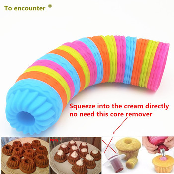12 PCS/Lot Pumpkin Round Shape 3D Cake Cup Silicone 36pcs Muffin Cupcake Mold 24pcs Doughnuts Pans Baking Tools For Bakeware
