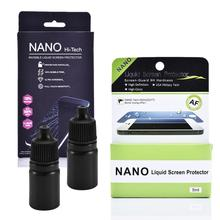 3ml Nano Liquid Protective Film Scratch-Resistant High-Definition For IPhone X