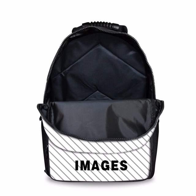 0b3fb4c334ec US $27.05 18% OFF|Coloranimal Cool 3D Animal Purple Wolf School Backpack  for Children Panda Print Boy Girl Shoulder School Bag Wen's Kid Sack  Bags-in ...