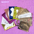 Hot 100pairs Eyelash Extension Paper Patches Grafted Eye Stickers 11 Color Eyelash Under Eye Pads Eye Paper Patches Tips Sticker