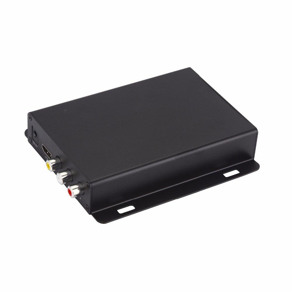 Lecteur multimédia Full HD 1080 P, lecteur de signalisation numérique, boîtier de lecteur publicitaire, HDMI, sortie AV, lecteur de carte SD/MMC/hôte USB livraison gratuite! - 5