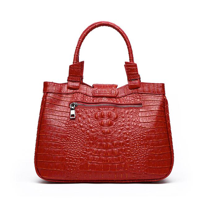 Moccen Real Cow Leather Tote Bag Genuine Leather Women Bags Fashion Bao Bao Designer Satchel Messenger Top Handle Bag
