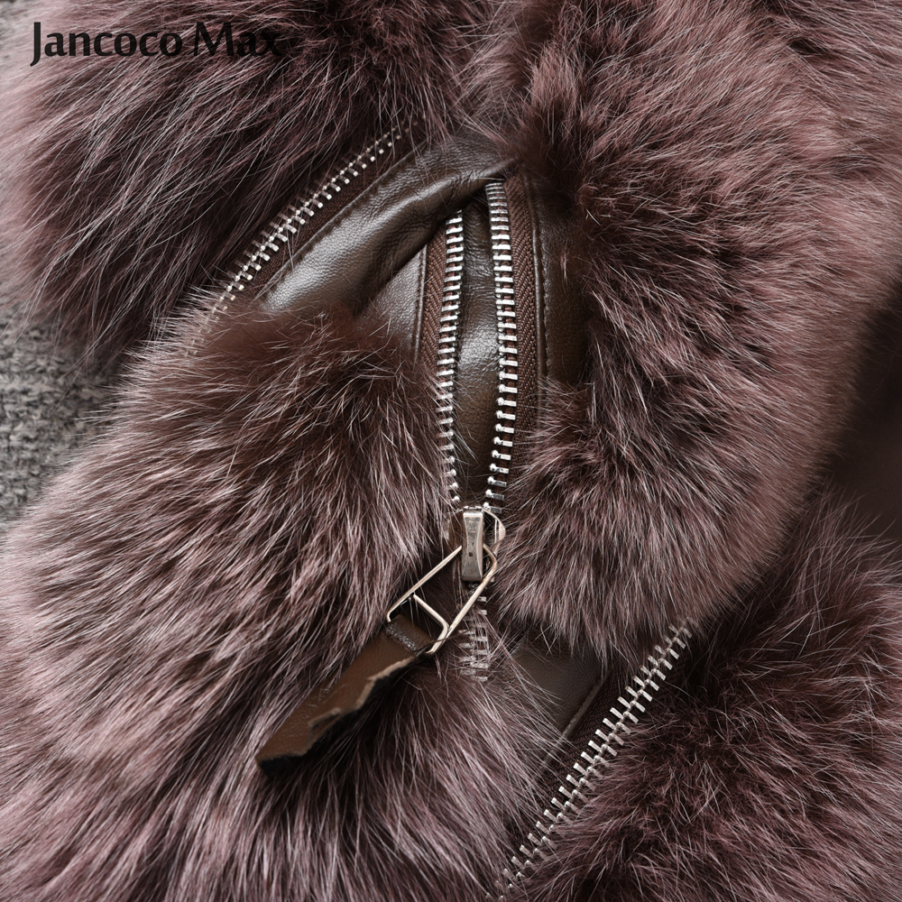 Lady De S7483 Naturelle pink Black Arrivée Hiver Gilet yellow Femmes Printemps Renard Frosted black Frosted Réel Mode Frosted Nouvelle brown Frosted Fourrure Style pink wUqIF77O