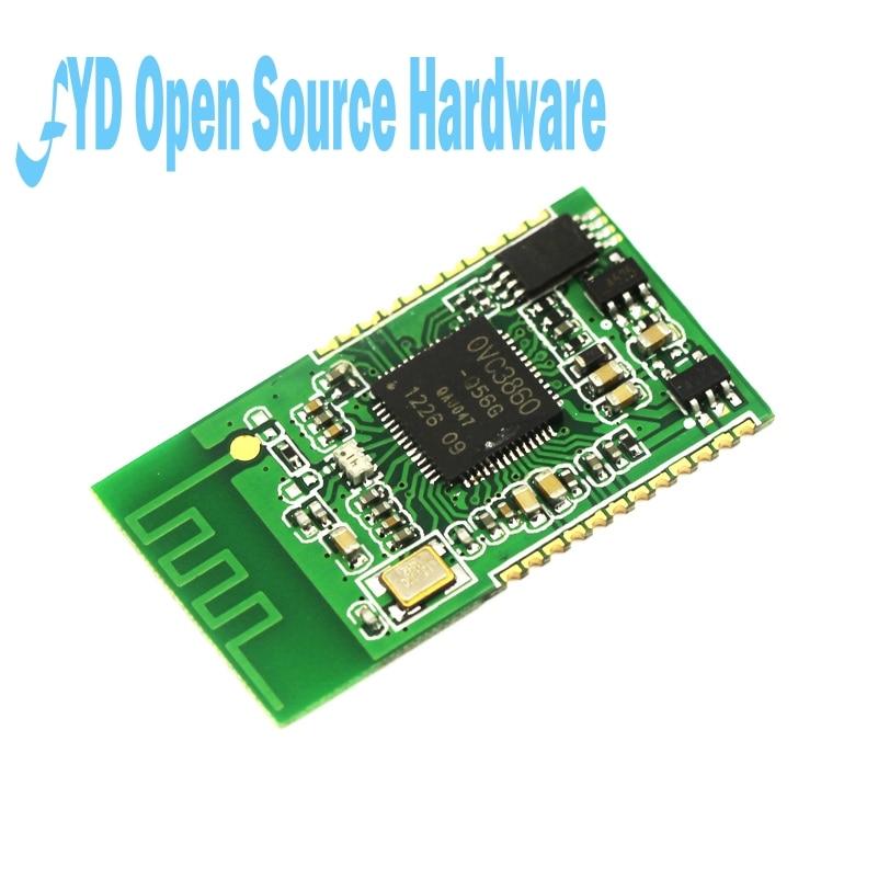 1pcs XS3868 XS-3868 Bluetooth Stereo Audio Module Control Chip OVC3860 Bluetooth Module
