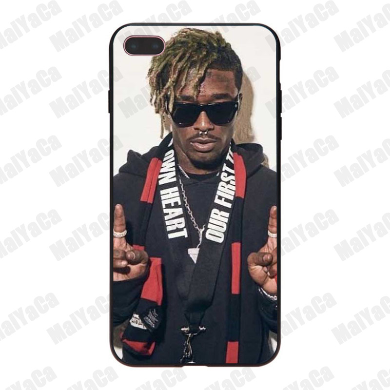 Lil Uzi Vert Rapper Special Offer Luxury phone case for iPhone 8 7 6 6S Plus X 10 5 5S SE 5C Coque Shell