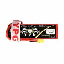 YPG 22 2V 1800mAH 60C 6S Lipo Li Po Lipoly Battery For RC Hobby Qudcopter Car