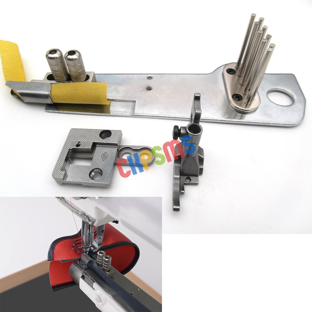 #BGB-335 1SET With Binder And Gauge Set Complete Binding Attaching Fit For PFAFF 335.important: Choose You Wanted Size